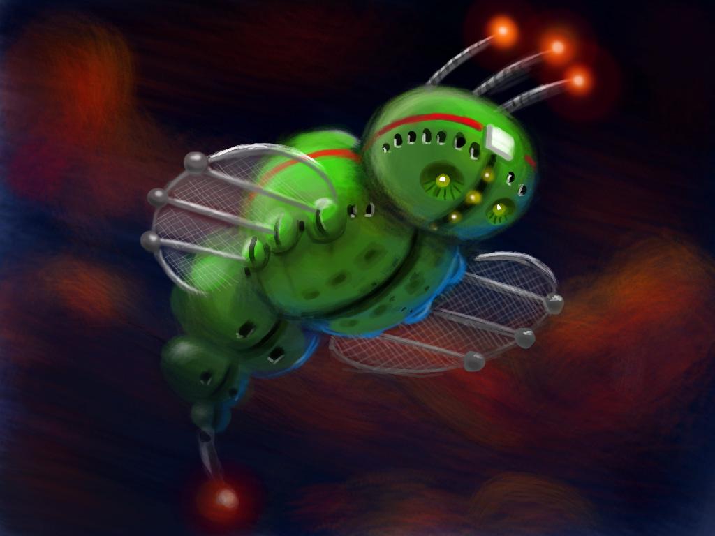 Bug Ship